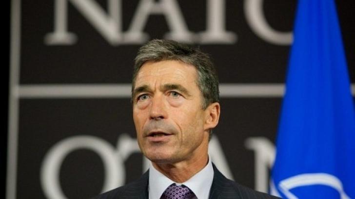 Rasmussen pledează iar pentru scuturi antirachetă separate