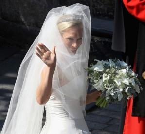 Nuntă Zara Philips