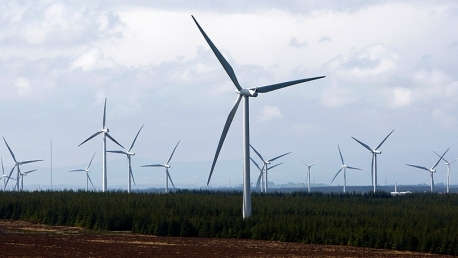 Centrala eoliană (foto ilsutrativ)