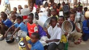 Foamete în Somalia: PAM trimite 800 de tone de hrană