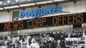 Bursele europene recuperează pierderile, indicele Dow Jones a deschis pe verde