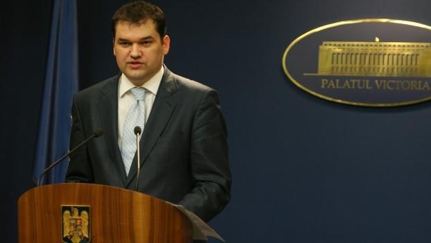 Cseke Attila, ministrul interimar al Sănătății