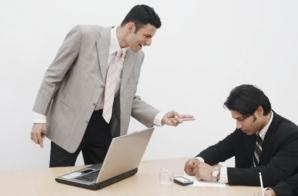 Potrivit unui studiu al cercetătorilor americani un şef din 25 suferă de psihopatie