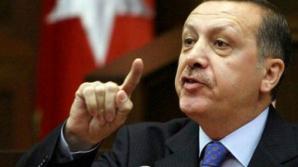 Premierul turc, Recep Tayyip Erdogan