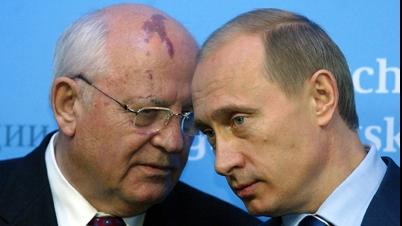 Mihail Gorbaciov l-a criticat în mai multe rânduri pe Vladimir Putin