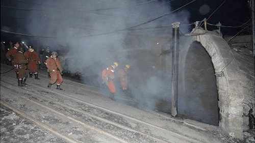 O explozie s-a produs în mina Uricani