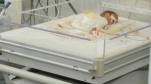Nou născuţii, în pericol. Fondurile pentru bebeluşi născuţi prematur, prea mici