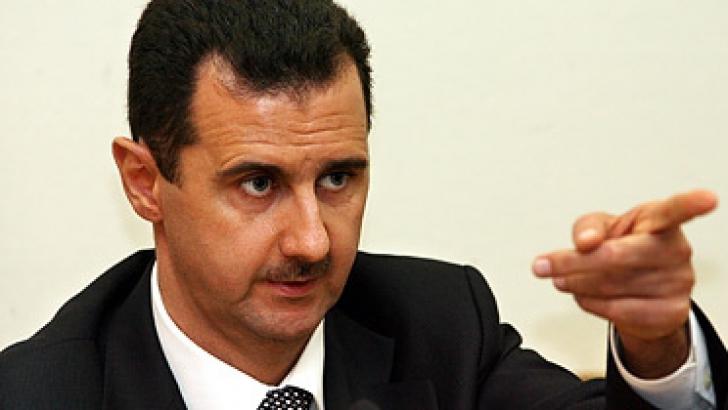 Preşedintele sirian, Bashar al Assad