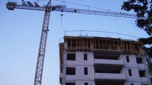 Construcţiile noi, pe trend descendent
