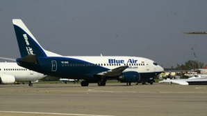 Blue Air a anunţat că va muta zborurile operate de pe aeroportul Aurel Vlaicu Băneasa la Otopeni