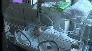 Şanşe prea mici pentru copiii născuţi prematuri. Nu sunt bani pentru incubatoare sau recuperare