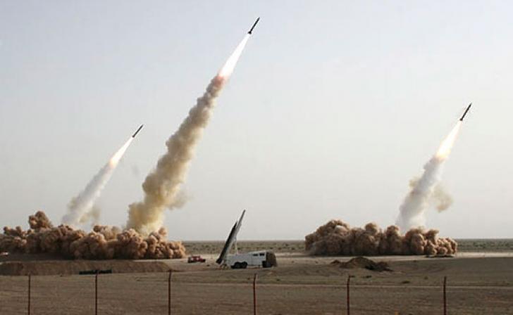 RAchetele iraniene au deocamdată o rază de aproximativ 2.000 de km