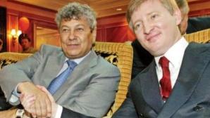 Ahmetov, la Bucureşti: Lucescu nu e doar antrenorul Şahtior, ci şi un bun prieten