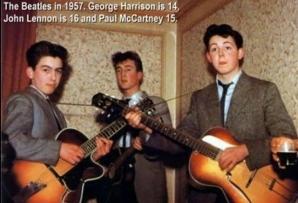 Începuturile Beatles