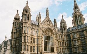 Palatul Westminster, sediul parlamentului