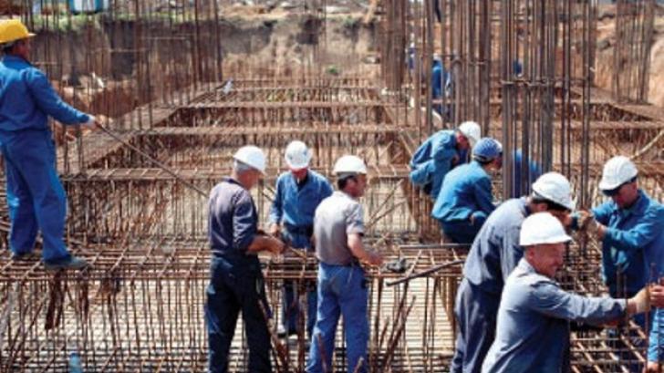România, cea mai mare scădere anuală a lucrărilor de construcții din UE în luna iunie