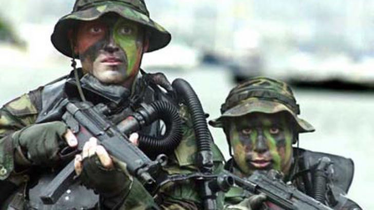 Navy Seals, trupele de elită ale SUA