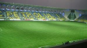 """Stadionul """"Ilie Oană"""" din Ploieşti"""