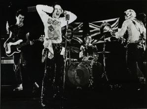 Sex Pistols, în plină glorie