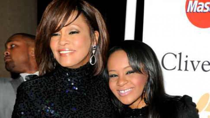 Whitney Houston şi Bobbi Kristina