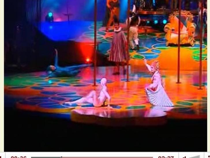 """Cirque du Soleil, din culisele spectacolului """"Alegria"""""""