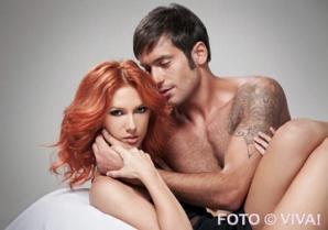 Adela Popescu şi Radu Vâlcan. Foto: Ducu Ion pentru Viva