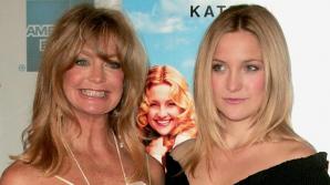 Goldie Hawn şi fiica sa, Kate Hudson