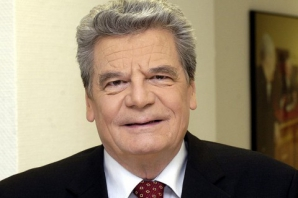 Joachim Gauck, fost pastor, a fost ales preşedinte al Germaniei