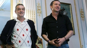 Gigi Becali şi MM Stoica