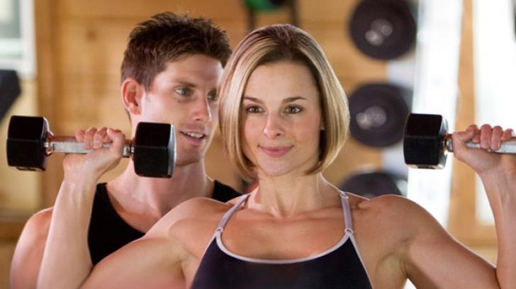 Cum să ai orgasm la sala de fitness