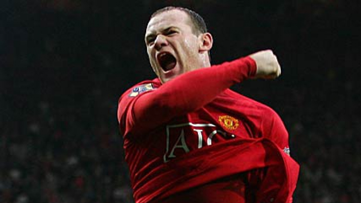 Rooney a marcat degeaba