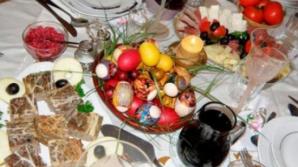 Mâncare tradiţională de Paşti