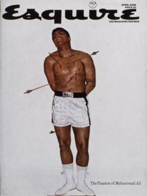 Esquire (aprilie 1968) - Muhammad Ali