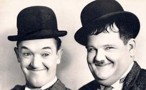 Stan şi Bran - Stan Laurel şi Oliver Hardy, în culmea gloriei