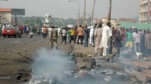 Peste 60 de femei răpite şi aproximativ 30 de persoane masacrate în Nigeria