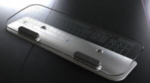 Tastatura de sticlă