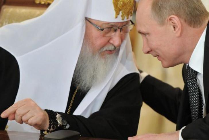 Biserica Ortodoxă rusă a editat poze cu Patriarhul Kirill purtând un ceas de 30.000 dolari