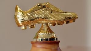 Cristiano Ronaldo şi Luis Suarez au câştigat Gheata de Aur