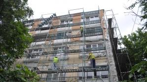 Zece blocuri din sectorul 3 vor fi reabilitate termic cu ajutorul fondurilor europene
