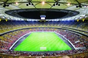 Arena Naţională, locul de disputare al finalei UEFA Europa League din 2012