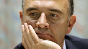 Pierre Moscovici, ministrul Finanţelor