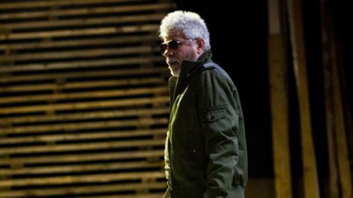 Gheorghe Visu, într-un nou rol: sârbul Dragoslav, în Pariu cu viaţa. Foto: Facebook