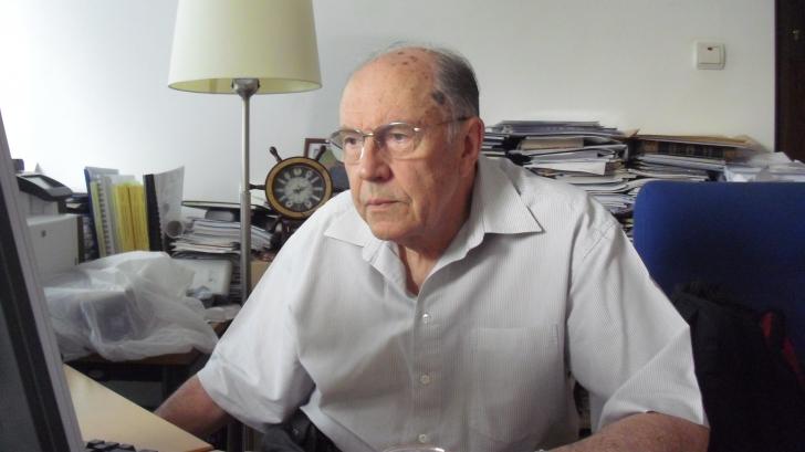 Profesorul Nicolae Panin