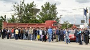 ArcelorMittal a redus numărul de angajaţi de la 30.000 la doar 6.600 persoane
