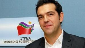 Liderul stângii radicaledin Grecia