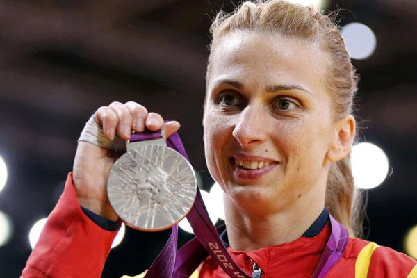 Judo: Alina Dumitru, anunţ plin de emoţii