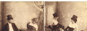 Fotografiile au fost descoperite în podul unei case