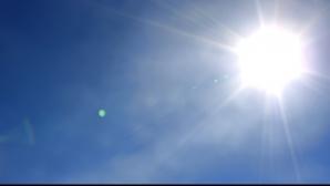Vremea va fi foarte caldă! PROGNOZA METEO pe TREI ZILE