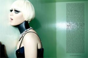 Katy Perry, apariţie de revistă