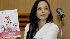 Andreea Marin, dezvăluiri despre micuţa Violeta